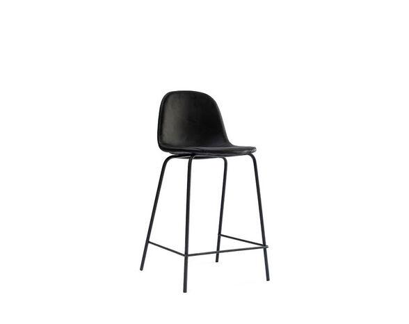 כסא במגוון דגמים וצבעים לבחירה מבית TAKE IT_דמוי עור שחור, , large image number null