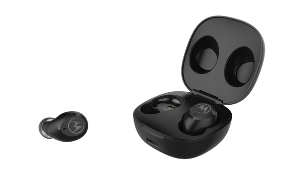 אוזניות אלחוטיות עם טעינה של האוזניות הישר ממכשיר הטלפון החכם שלכם! (בחיבור USB-C) משלוח חינם _שחור, , large image number null