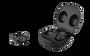 אוזניות אלחוטיות עם טעינה של האוזניות הישר ממכשיר הטלפון החכם שלכם! (בחיבור USB-C) משלוח חינם _שחור