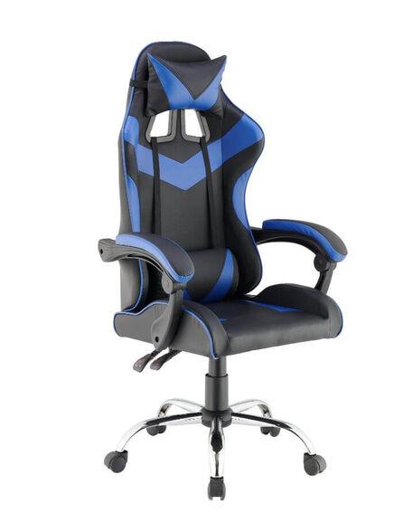 כיסא גיימרים מקצועי מבית NINJA EXTRIM דגם PRO3_כחול, , large image number null